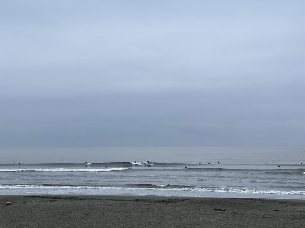 サーフィン人生
