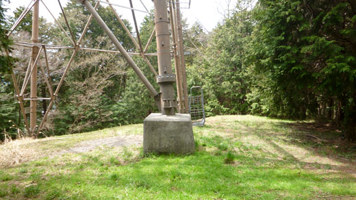 送電の鉄塔