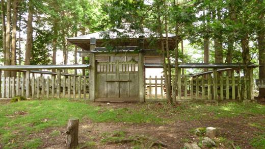 天祖山神社