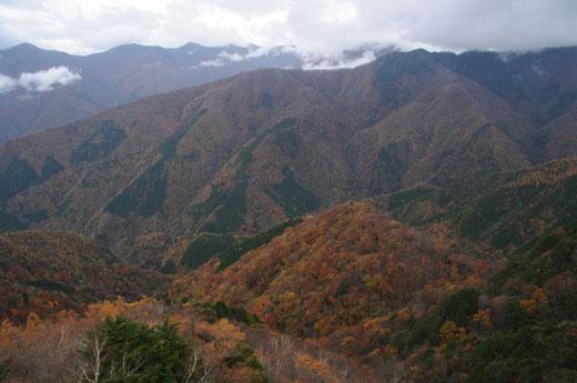 ハナド岩からの景色1