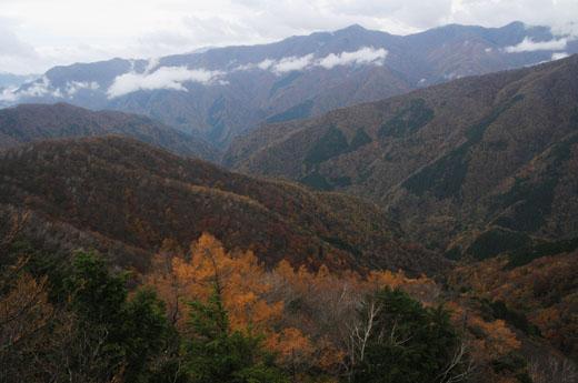 ハナド岩からの景色2