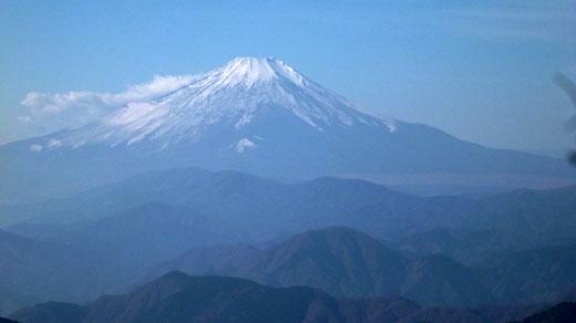 富士山拡大