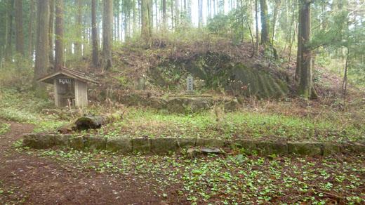 高明神社跡