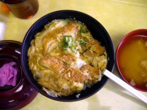 阿波尾鶏のささみカツ丼