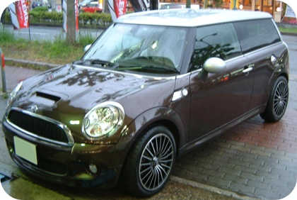 ★BMW MINI Clubman★OZ Racing★35Anniversary