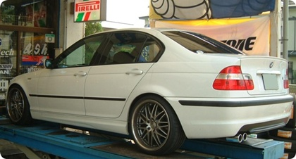 ★BMW E46★REMUS POWER SOUND★E46★