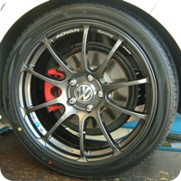 ★YOKOHAMA WHEEL★ADVAN Racing RZ★18inch★YOKOHAMA★ADVAN Sport★225/40R18★for VW GOLF5 GTi★京都ホイールセンター★