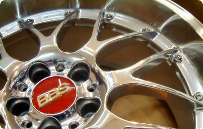 BBS RS-GT ミラーポリッシュVer.420