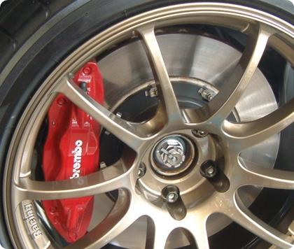 YOKOHAMA ADVAN Racing RZ 18inch