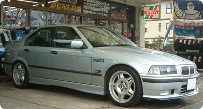 BMW 3Series(E36) + BILSTEIN B4