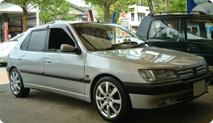 PEUGEOT306XT+OZ Racing Michelangelo-1 16inch!!