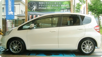HONDA FIT+NEW RAYTON EuroMagic Sport G01