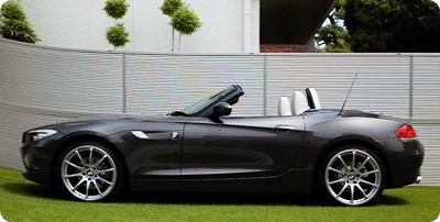 BMW NEW Z4 + YOKOHAMA ADVAN Racing RS 19inch!!