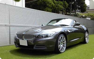 ヨコハマ・アドバン・レーシングRS+BMW New Z4