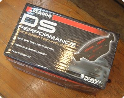 FERODO DS Performance(フェロード・DSパフォーマンス)
