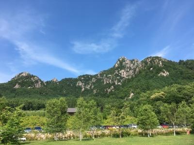 瑞牆山全景