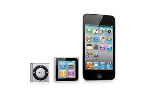 iPod 新製品