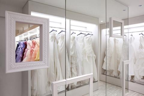 姫路のドレスショップ ブライダルマジック Bridal Magic 竣工写真