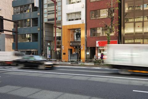 グローバルスタイル 東京 オーダースーツショップ 6