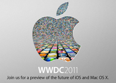 WWDC2011 6月6日 ジョブズ Mac OS X Lion iOS 5 iCloud