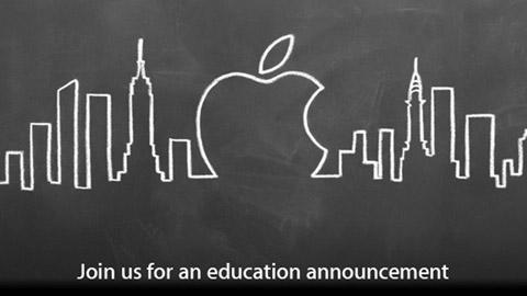 Educationイベント in NYC iBooks 2 iBooks Author iTunes U