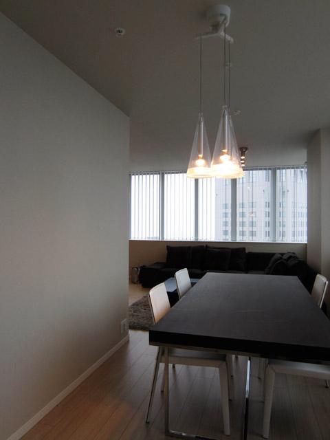 梅田のレジデンス S Residence マンションリノベーション 設計デザイン