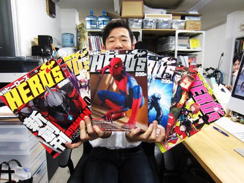 漫画雑誌 未来形コミック 月刊ヒーローズ コンプリート