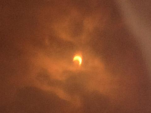 金環日食 2012年5月21日