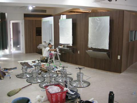 セントラル 元町 神戸 美容室
