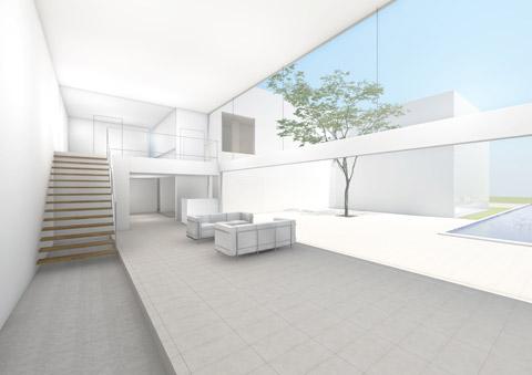 長浜のレジデンス 新築 戸建て住宅  基本設計