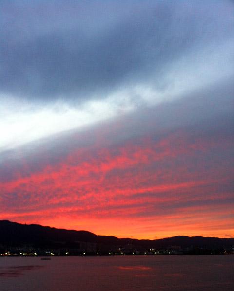 琵琶湖のマンションリノベーション