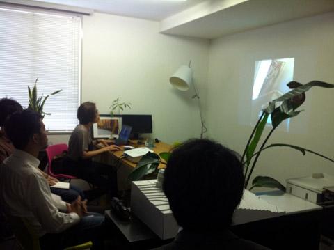 MANAS TRADING INC. ファブリックプライベートセミナー ミラノサローネ ファブリック