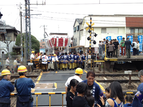 枚岡神社秋郷祭 平成24年度
