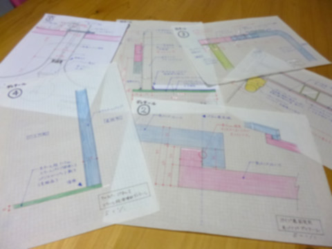 LIVING&DESIGN 2012 リビング&デザイン オーツー 展示 家具