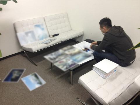 Mプロジェクト CGパース
