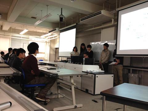建築×合宿 2013 近畿大学 建築設計