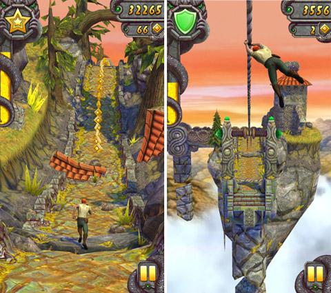 Temple Run 2 iPhone アプリ ゲーム