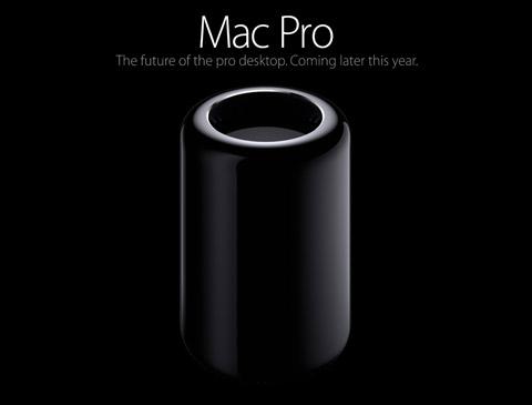Mac Pro 2013 発表