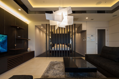 SK Tower Residence 2013 リノベーション タワーマンション 設計