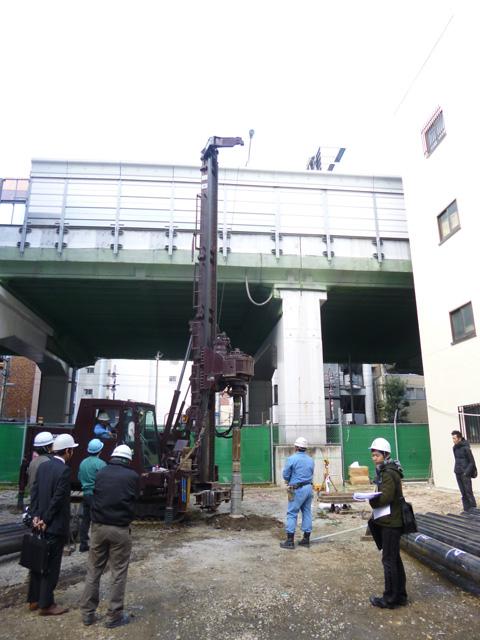 日本橋のマンション