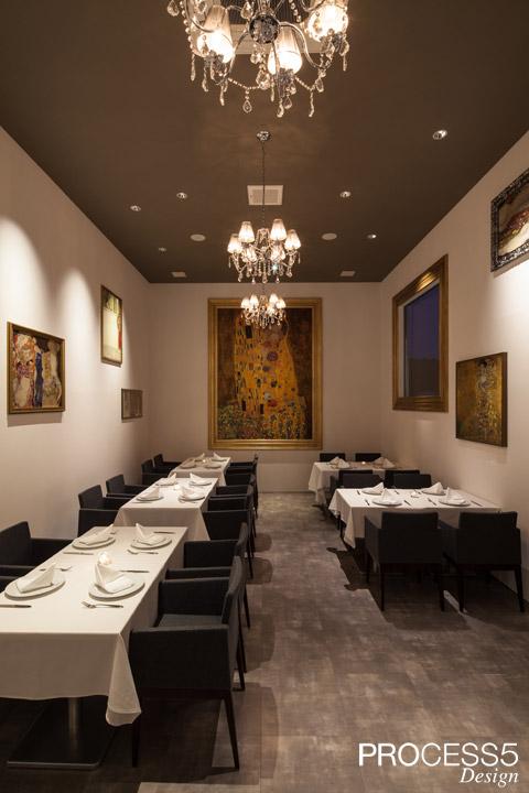 新築レストラン 和歌山 設計デザイン SECESSION 竣工写真