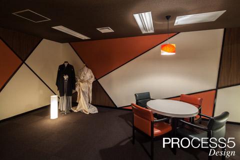 KYOKANE wakon-salon ブライダルサロン 設計デザイン 竣工写真
