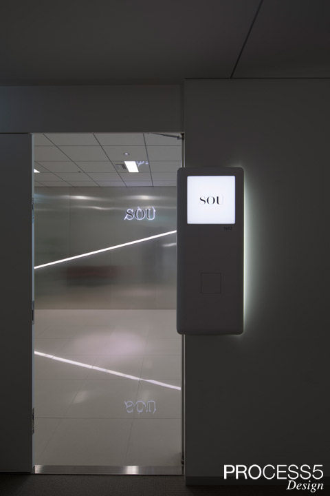 SOU 大阪オフィス 設計デザイン NANBOYA