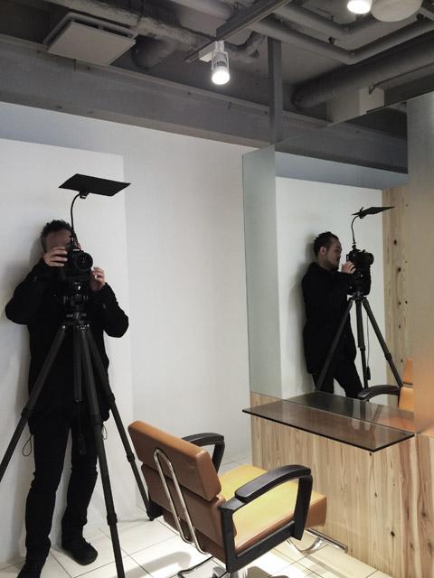 CHELSEA 元町店 美容室 竣工写真撮影