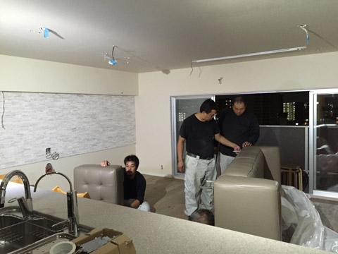 KB Family Residence タワーマンションリノベーション