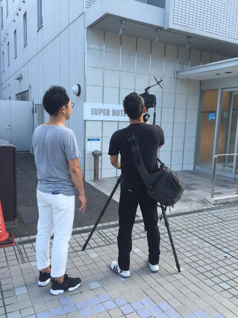 スーパーホテル 大垣 写真 撮影