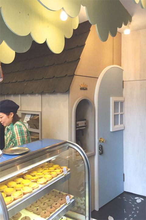 Uchiya Bake Shop ウチヤベイクショップ 肥後橋店 bois maison 森の家
