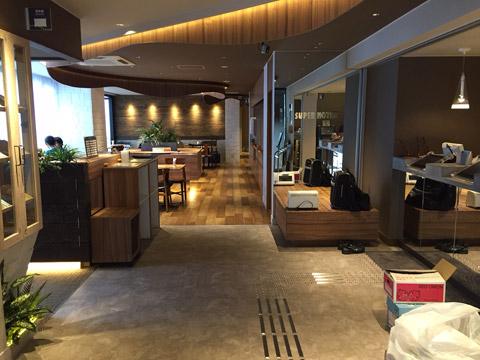 高知 ホテル 改修 スーパーホテル