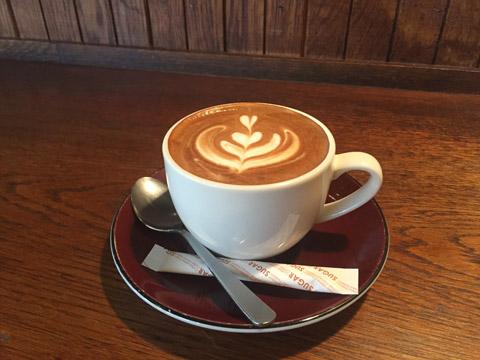 ほっとコーヒー カプチーノ