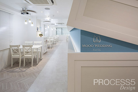 MOOO WEDDING表参道店